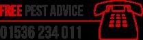 Free Pest Advice Number