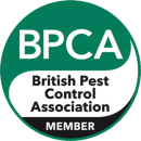 Member of the British Pest Control Association
