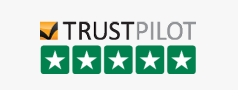 TrustPilot Rated