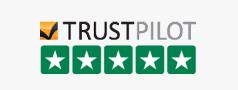 TrustPilot Rated